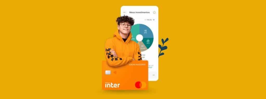 Conheça o banco inter que oferece um cartão de crédito sem anuidade!
