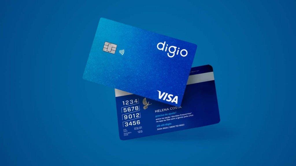 Conheça o cartão de crédito digio que oferece conta digital!