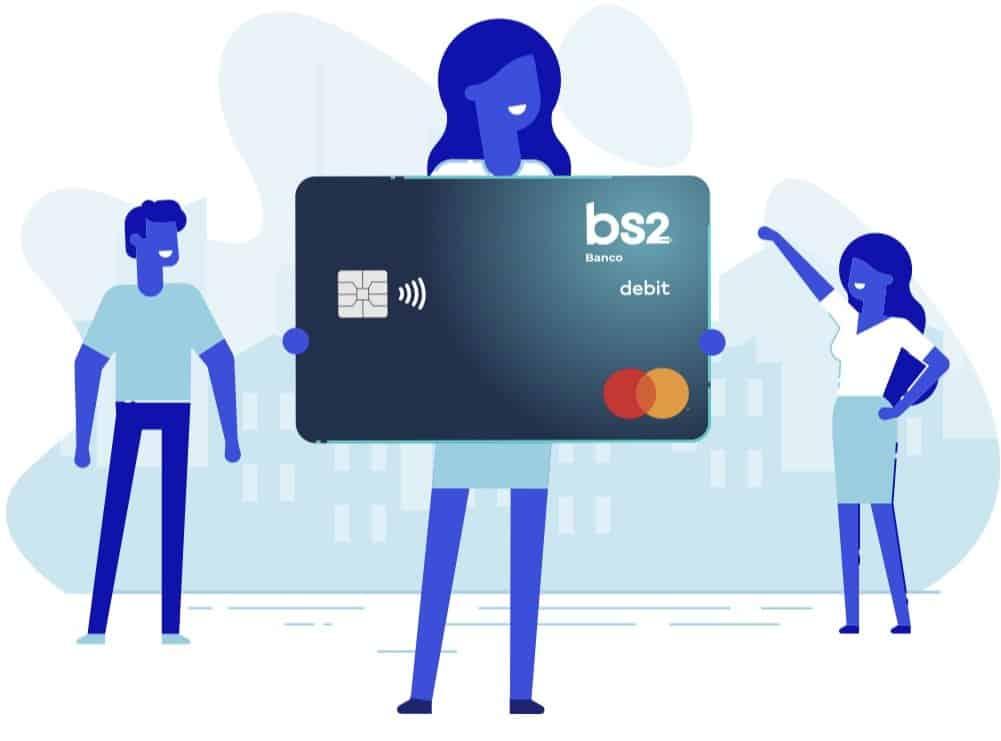 Cartão bs2: aprenda como solicitar e como entrar em contato