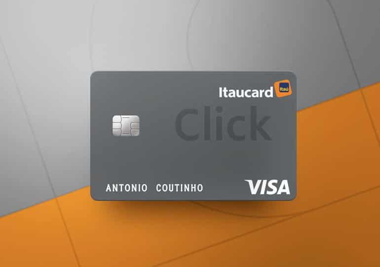 Cartão itaucard click: aprenda como solicitar e como entrar em contato!