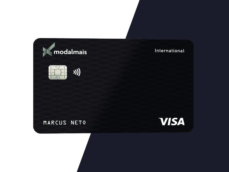 Cartão modalmais – o cartão de crédito do investidor com cashback e sem anuidade!