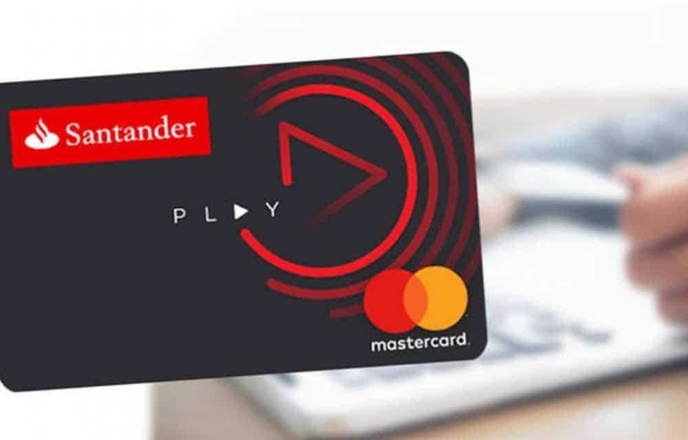 Cartão santander play: descubra como solicitar e como entrar em contato