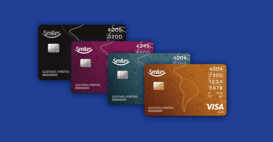 Conheça o cartão de crédito smiles, com um super programa de milhas pra você!