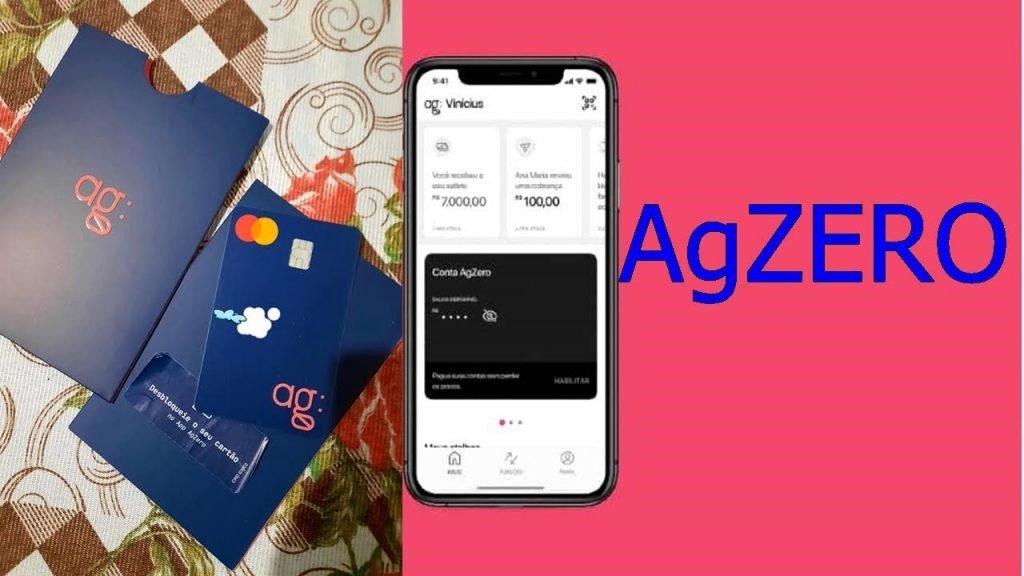 Conheça o agzero e o seu cartão de crédito!