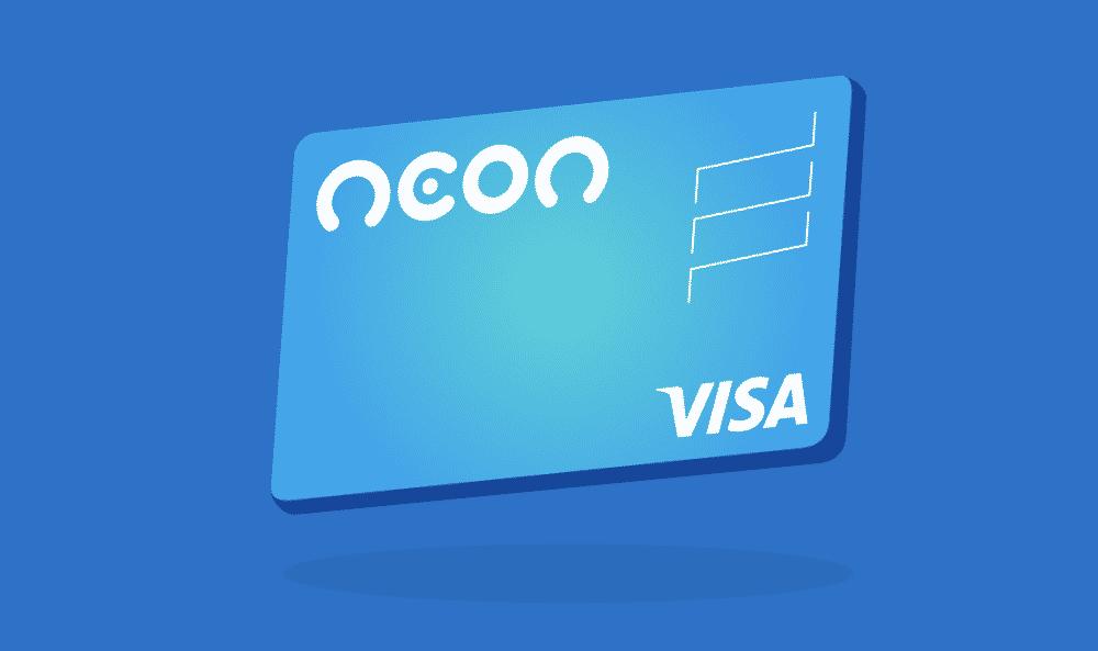 Cartão neon: como solicitar e central de atendimento