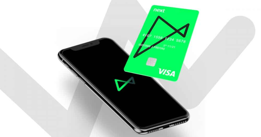 Conheça a conta digital e o cartão de crédito do banco next!