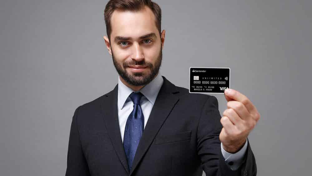 Conheça o cartão santander unlimited que oferece até 7 cartões adicionais!
