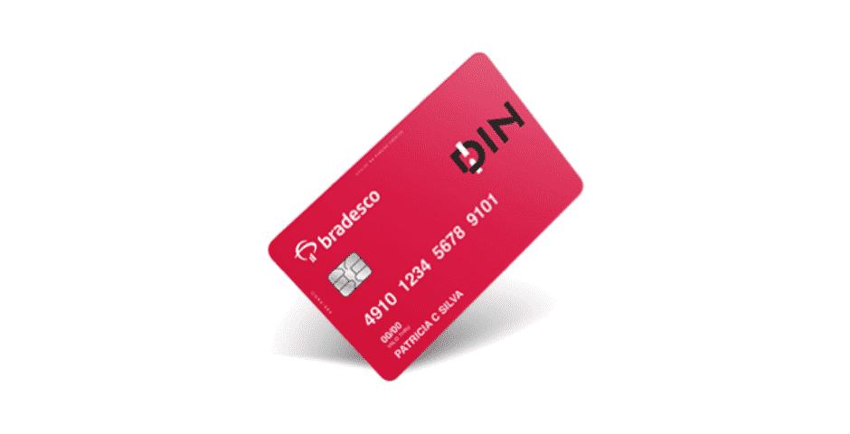Cartão bradesco din: aprenda como solicitar e como entrar em contato