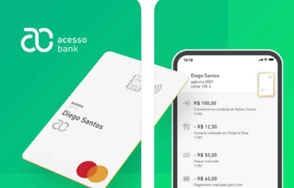 Conheça o cartão acesso disponível para negativados!
