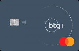 Conheça o cartão btg+