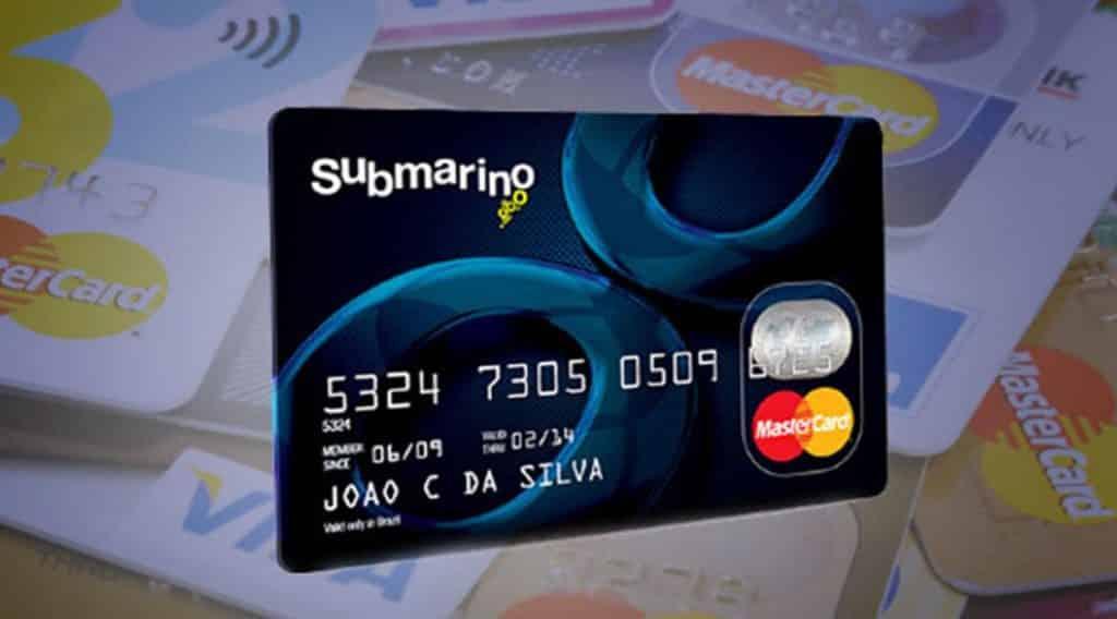 Conheça o cartão submarino e todas as suas vantagens