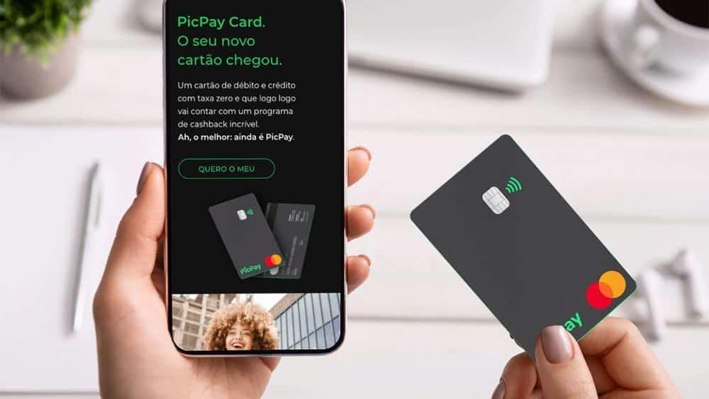 Cartão picpay: conheça essa possibilidade que oferece cashback!