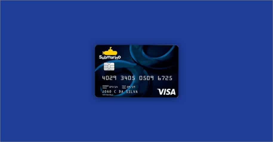 Cartão submarino: aprenda como solicitar e como entrar em contato!