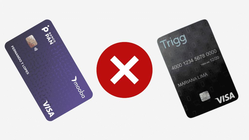 Mooba ou trigg? descubra qual a melhor opção de cartão de crédito com cashback