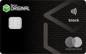 Cartão de crédito original black