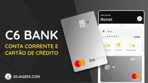 Conheça a conta digital c6bank