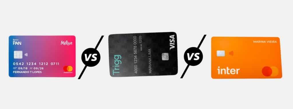 Trigg, banco inter ou méliuz? qual oferece o melhor cashback?