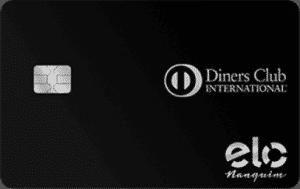 Cartão de crédito elo nanquim