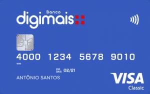 Conheça o cartão digimais