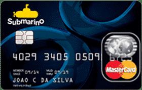 Conheça o cartão de crédito submarino
