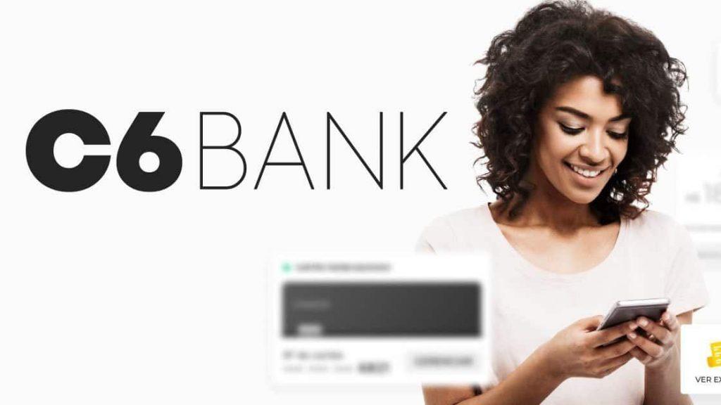 Conheça a conta digital c6 bank que não cobra taxa de manutenção