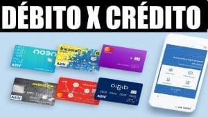 Confira qual a melhor opção; crédito ou débito