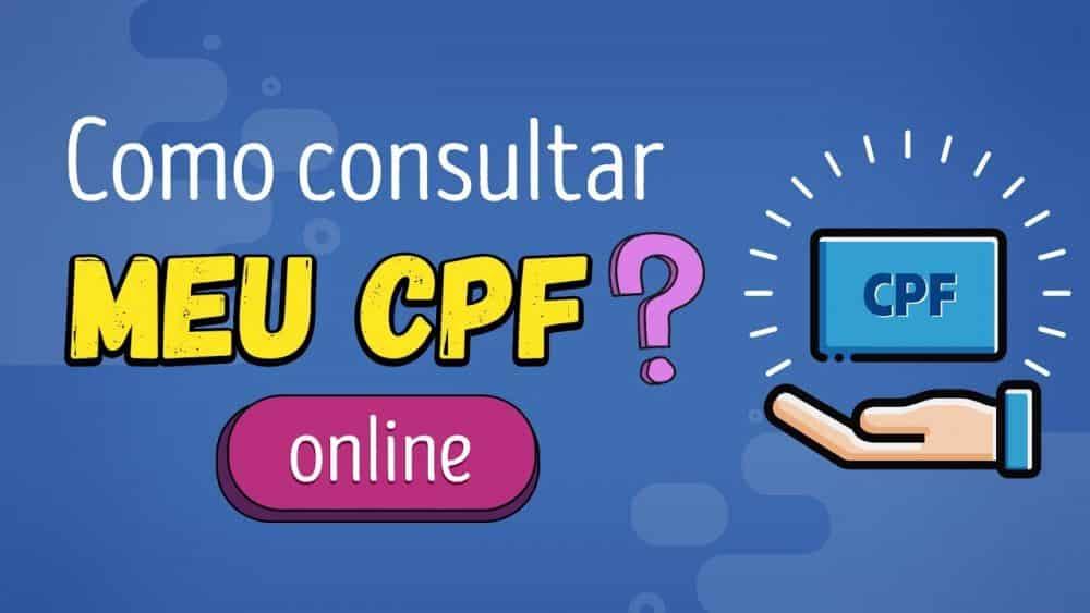 Aprenda como consultar o seu cpf de uma maneira simples!