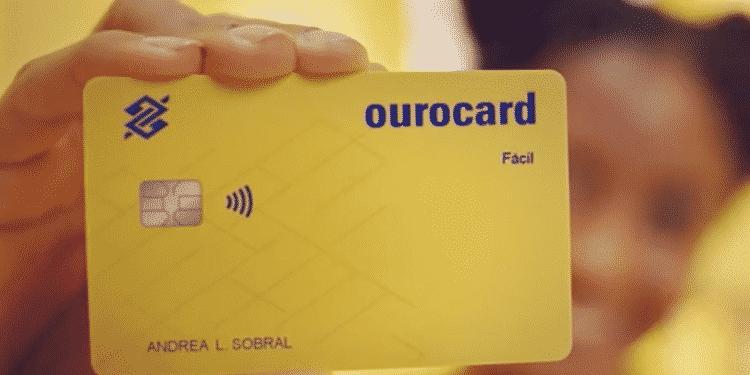Convite cartão ourocard fácil