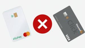 Conheça as opções picpay e itaucard click
