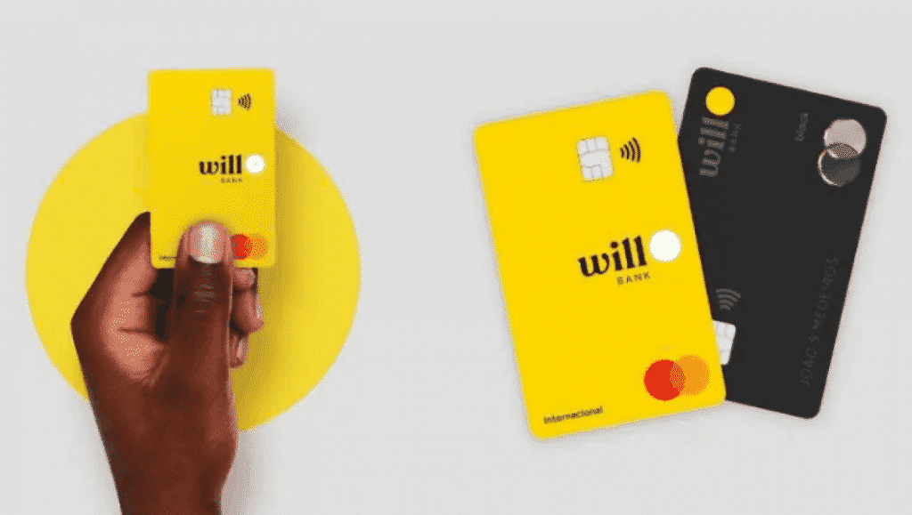 Cartão will bank: conheça essa possibilidade que não possui anuidade!