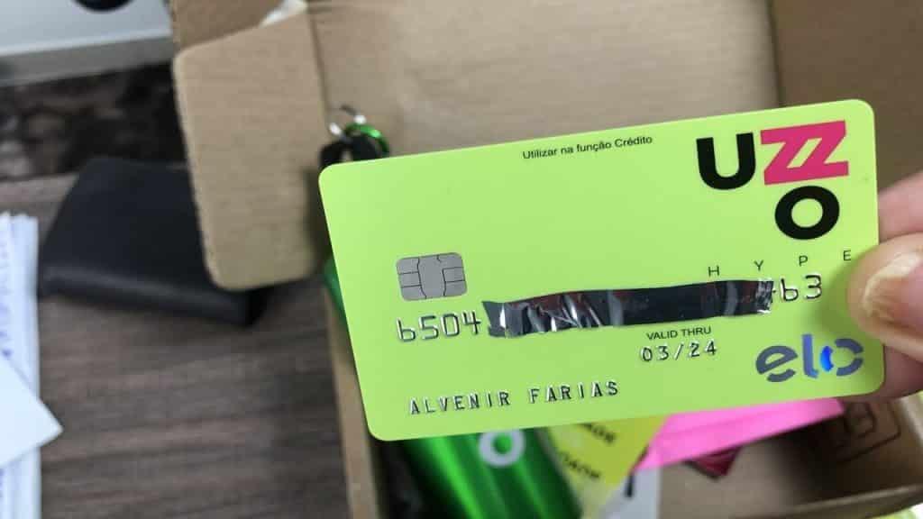 Como solicitar o seu cartão de crédito elo uzzo pay