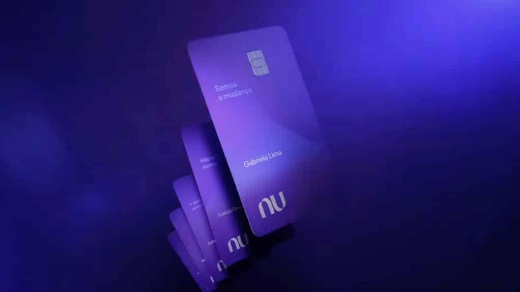 Conheça a grande novidade do nubank! o cartão ultravioleta!