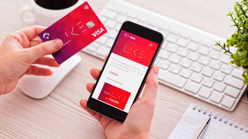 Como solicitar o cartão de crédito bradesco like visa