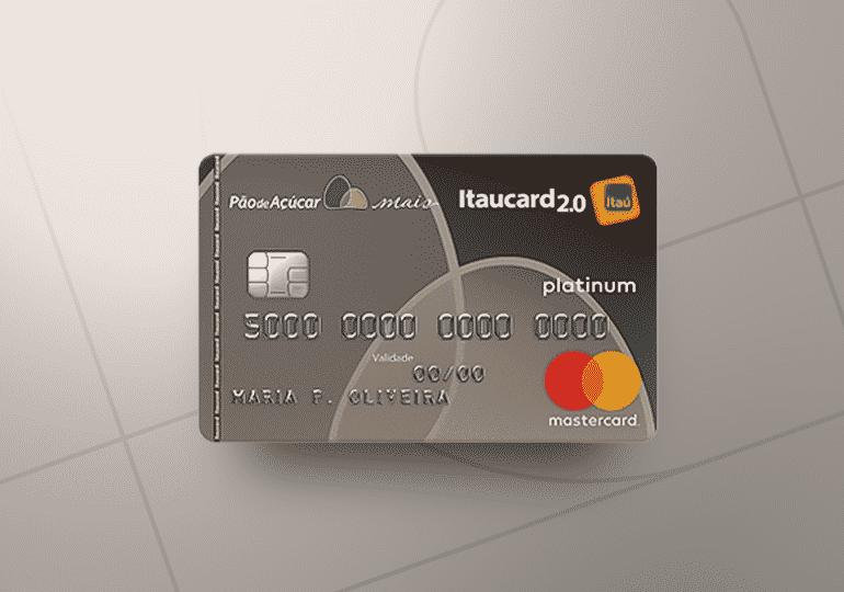 Cartão pão de açúcar itaucard platinum visa: veja como solicitar!