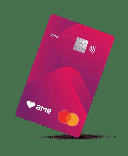 Cartão ame: conheça esse cartão que oferece cashback e está disponível para negativados