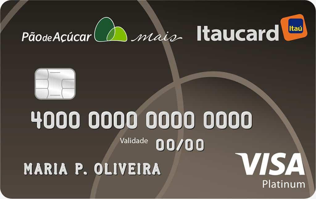 Cartão pão de açúcar itaucard platinum visa: saiba tudo sobre ele!
