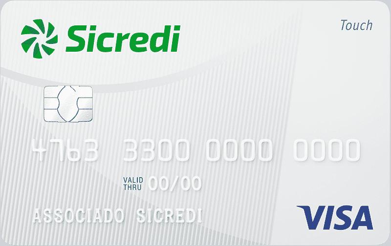 Sicredi touch internacional: programa de recompensas e uma anuidade que cabe no seu bolso; confira!