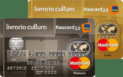 Como solicitar o cartão livraria cultura internacional