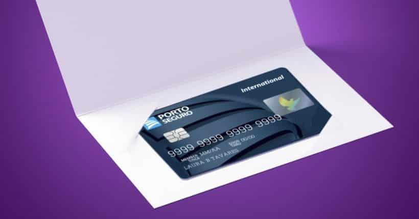 Como solicitar o cartão porto seguro internacional