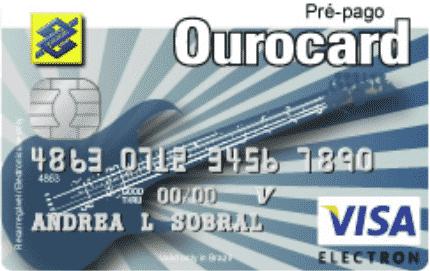 Cartão ourocard pré-pago recarregável: confira serviços e vantagens desta possibilidade