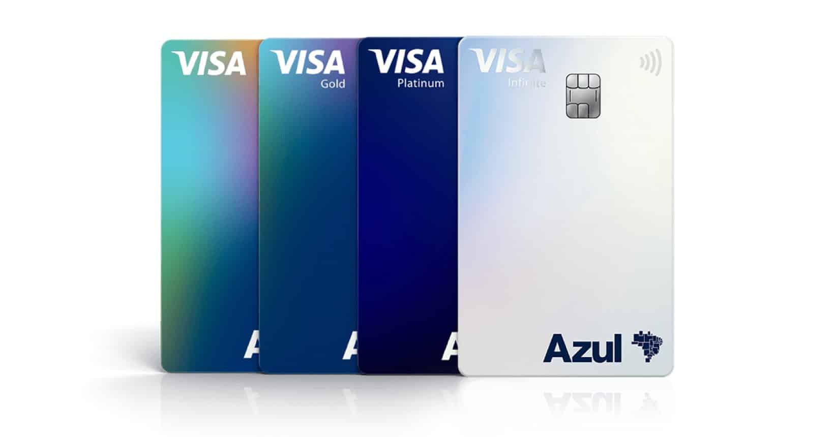 Cartão azul: conheça essa possibilidade com um ótimo programa de pontos!
