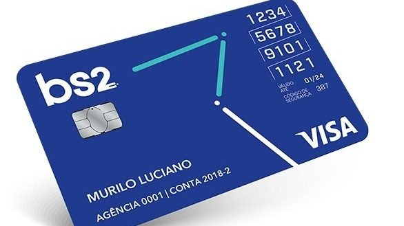 Tudo sobre o cartão de crédito bs2 – sem anuidade!