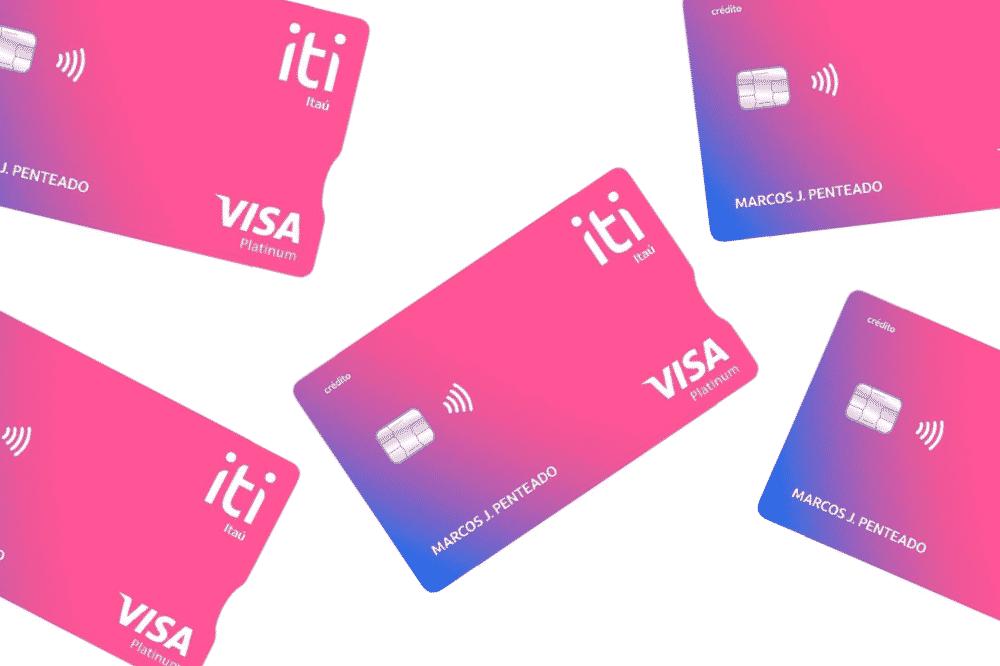 Conheça o cartão iti 100% digital e com muitas vantagens!