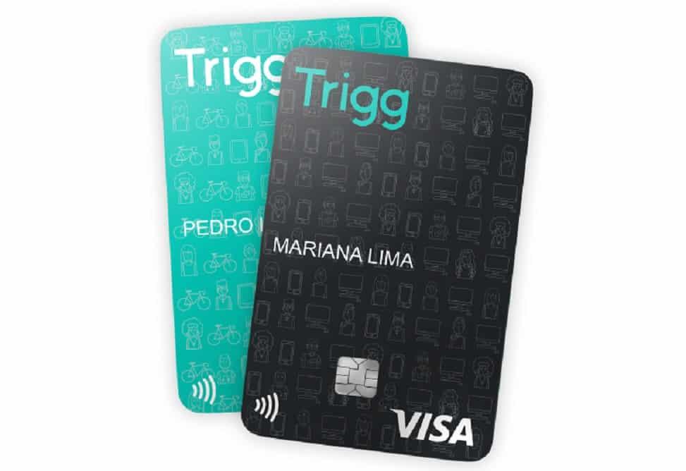 Conheça o cartão trigg que oferece cashback em compras!