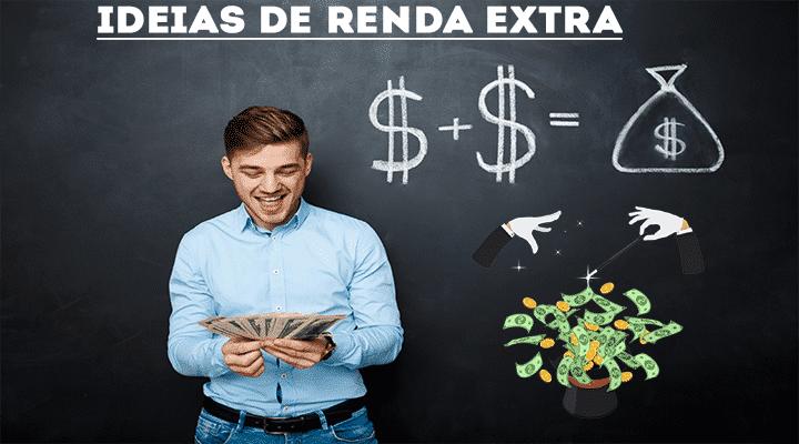 Como ter uma renda extra? confira 6 ideias muito boas!
