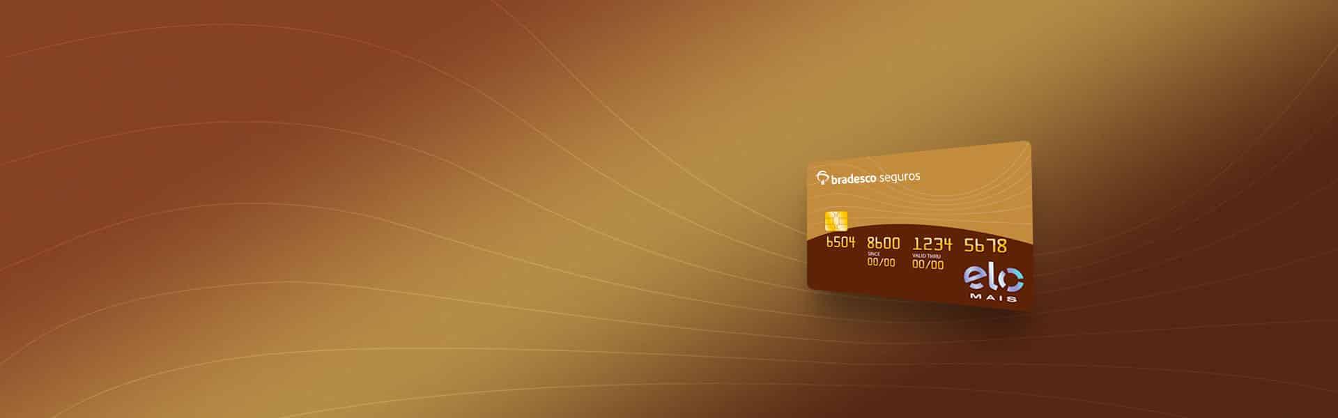 Cartão bradesco seguros elo mais gold: bandeira elo, programa livelo, descontos exclusivos e muito mais!