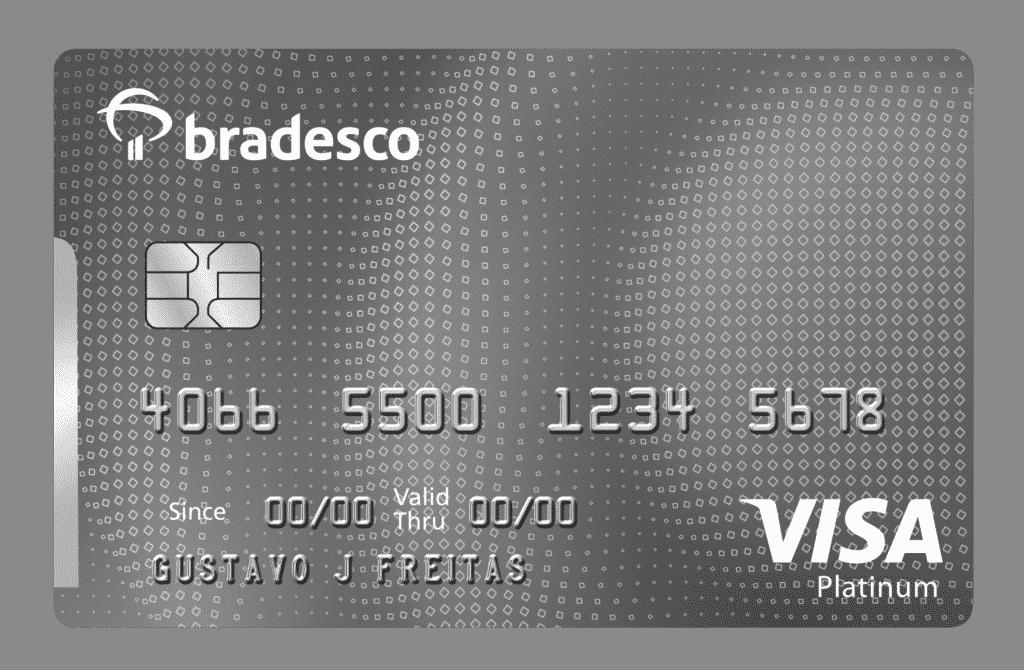 Gostou do cartão bradesco clássico platinum visa? então veja como solicitá-lo!