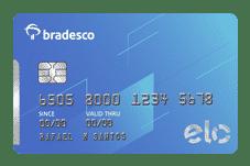 Cartão bradesco elo internacional básico
