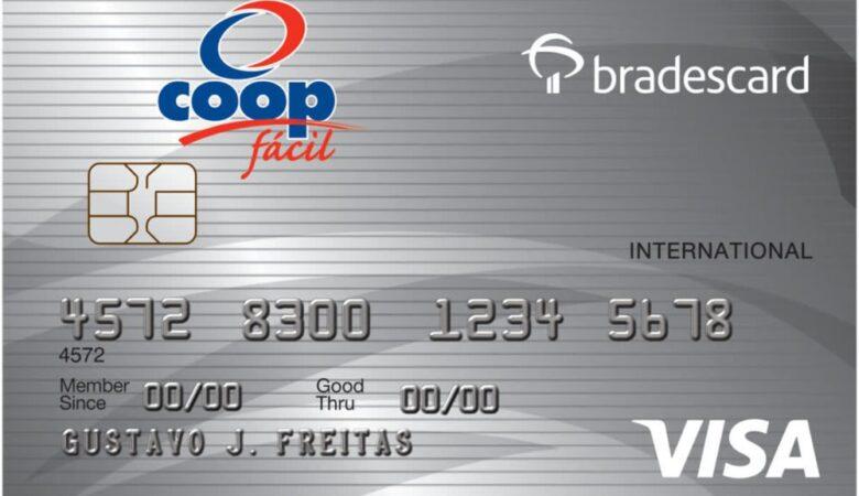 Cartão coop fácil internacional: saiba tudo sobre esta opção ofertada pelo bradesco
