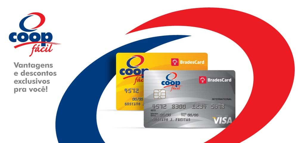 Cartão coop fácil internacional: solicitação e canais de atendimento